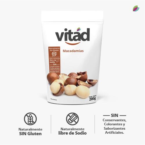 Macadamias VITAD