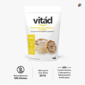 premezcla para arepas y tortillas VITAD